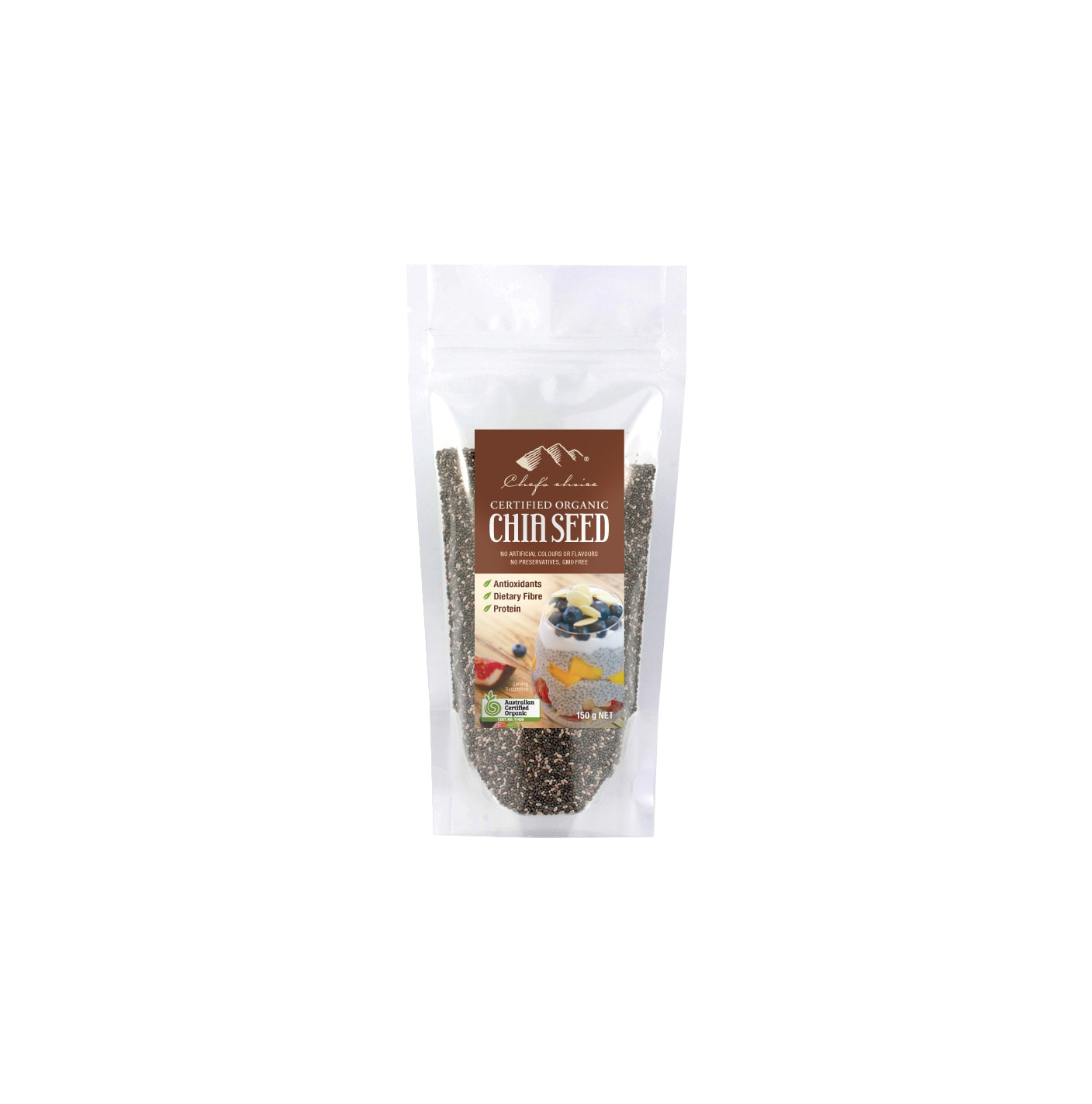 Organic Chia Seed 150g