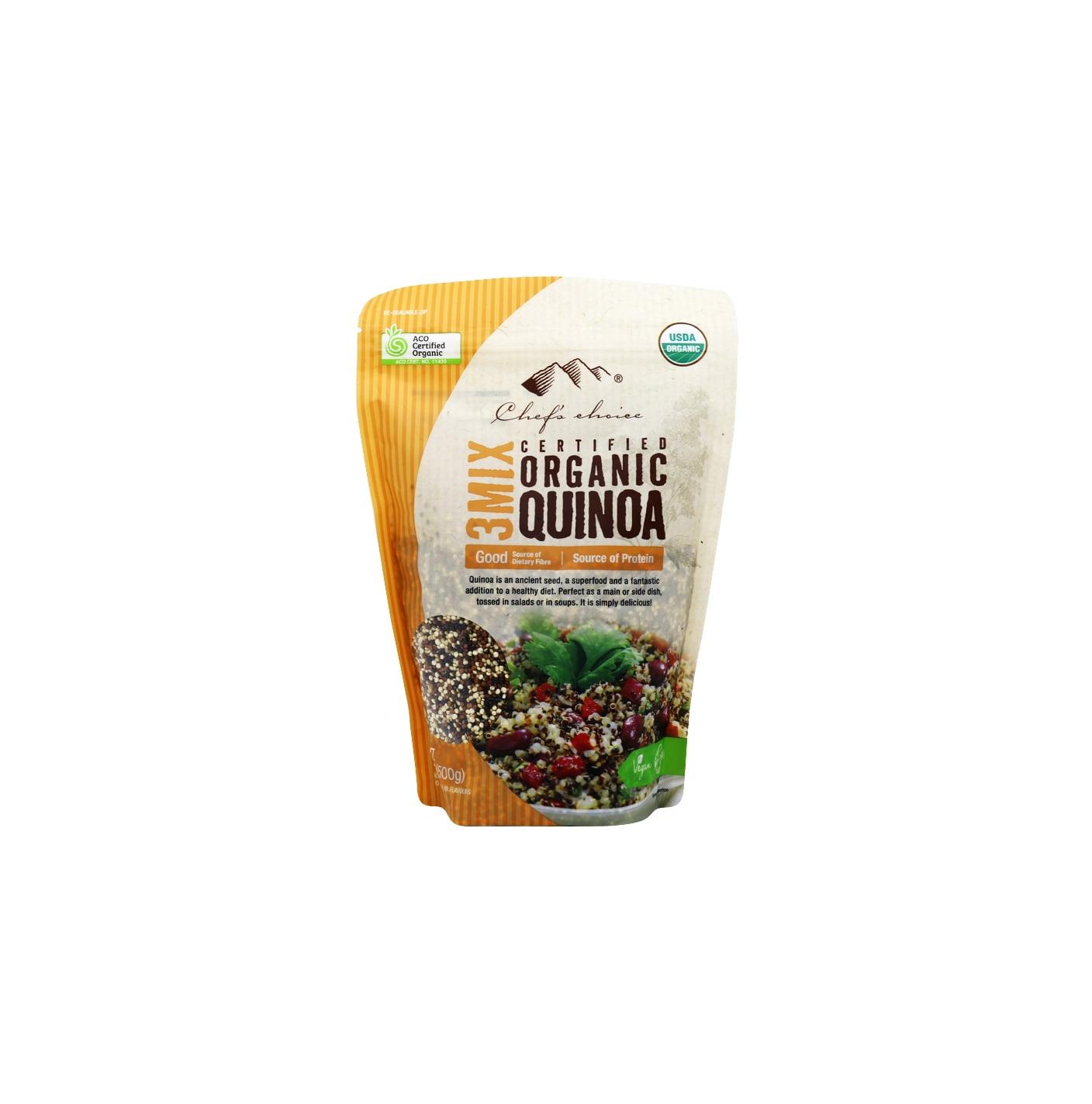 Organic Mix Quinoa 500g