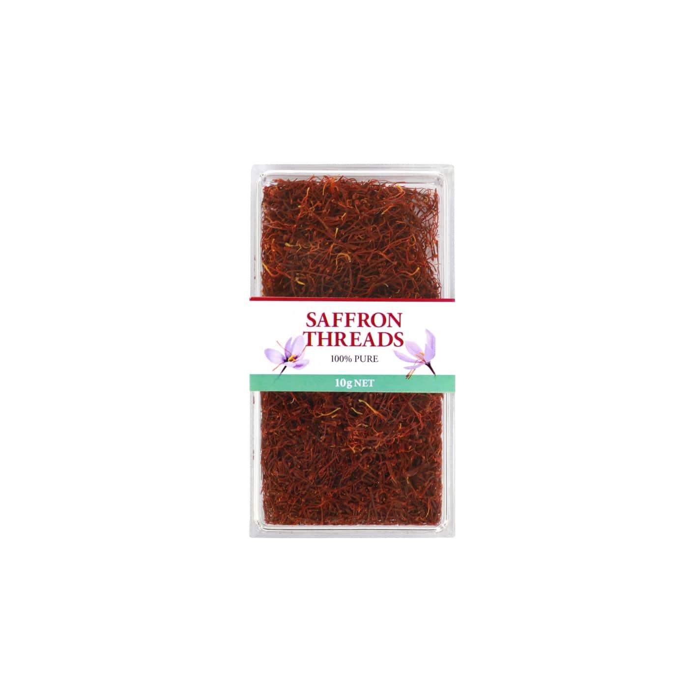 Saffron Threads 10g