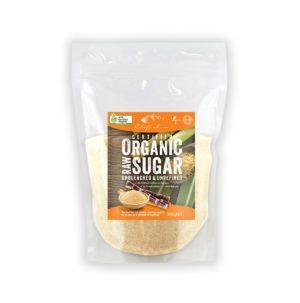 Organic Raw Sugar 600g