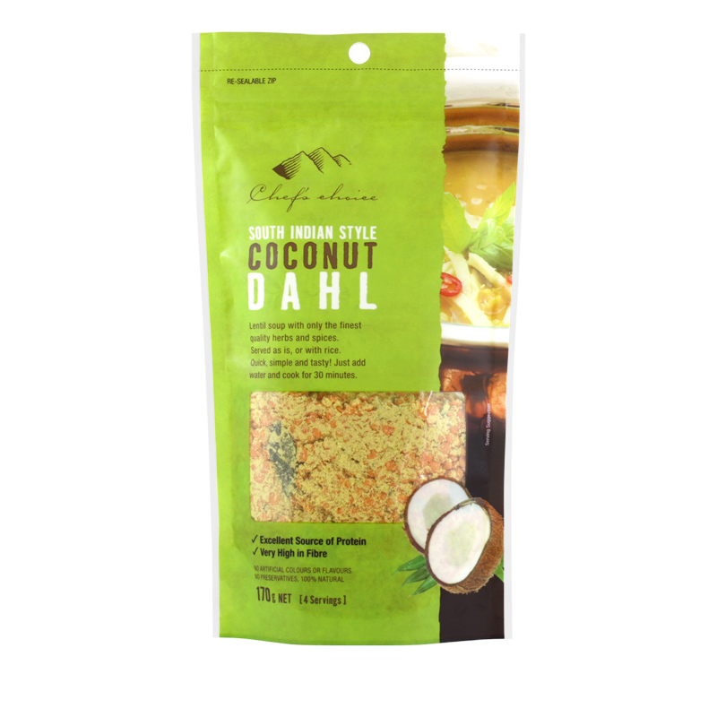 Chef's Choice Coconut Dahl 170g