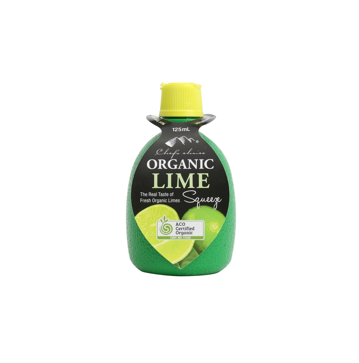 Organic Lime Juice 125mL