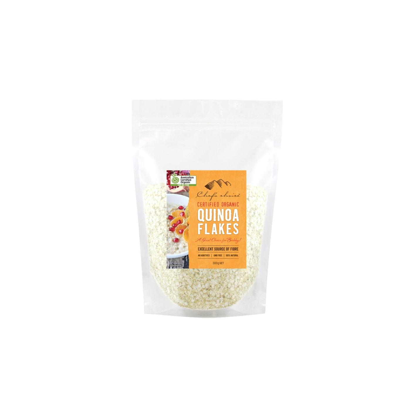 Organic Quinoa Flakes 300g