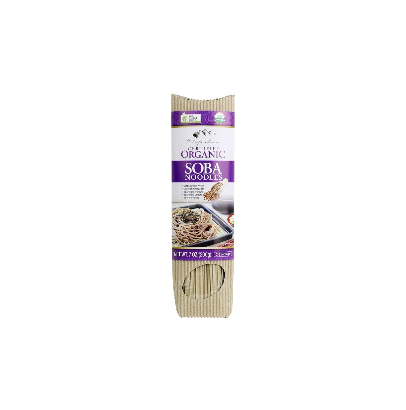 Organic Soba Stick Noodle 200g