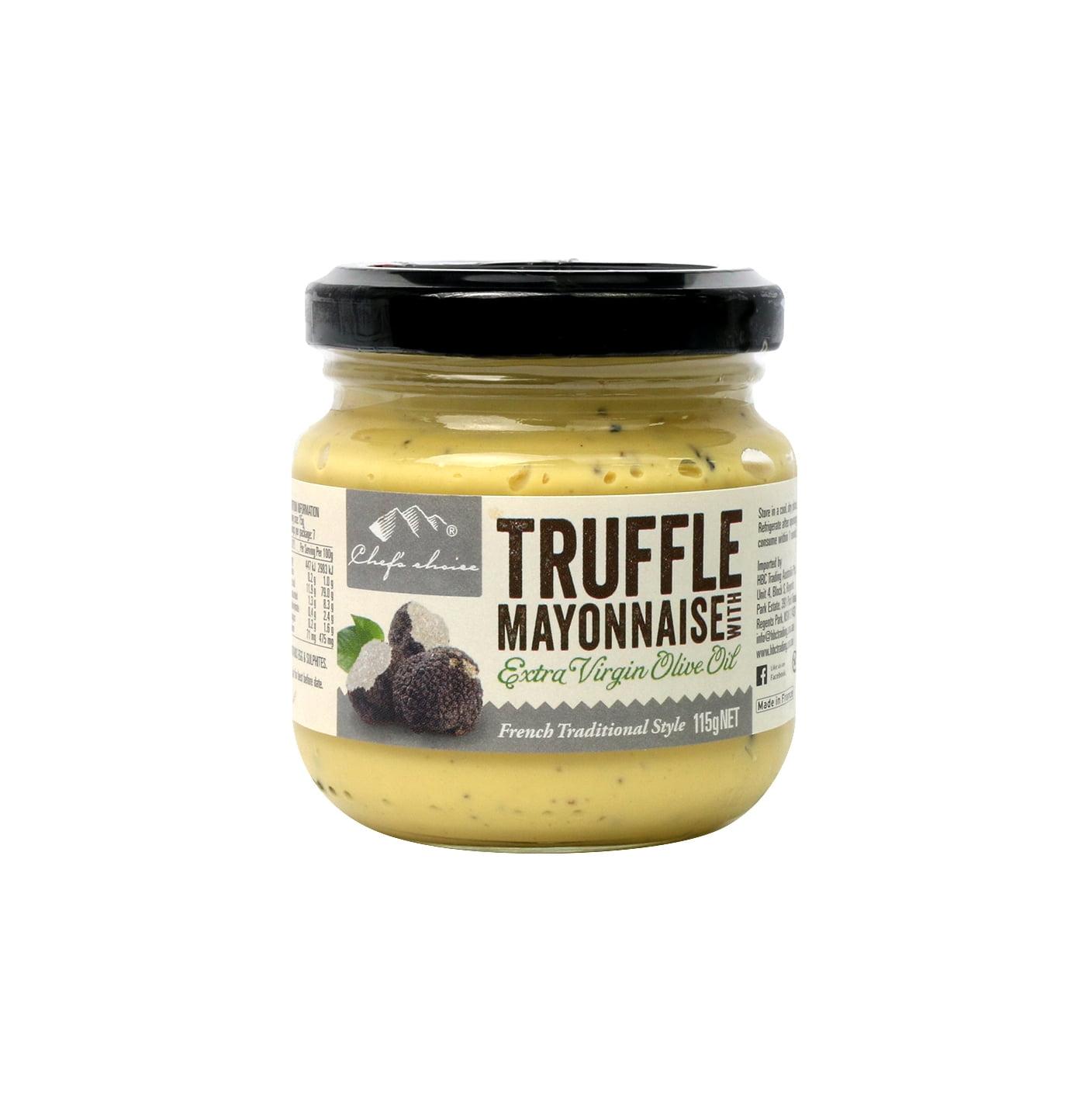 Truffle Mayonnaise 115g