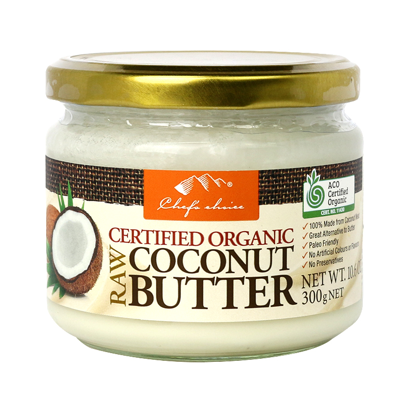 Organic Coconut Butter 300g