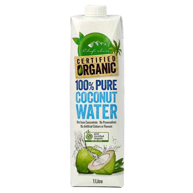 Organic Coconut Water 1L