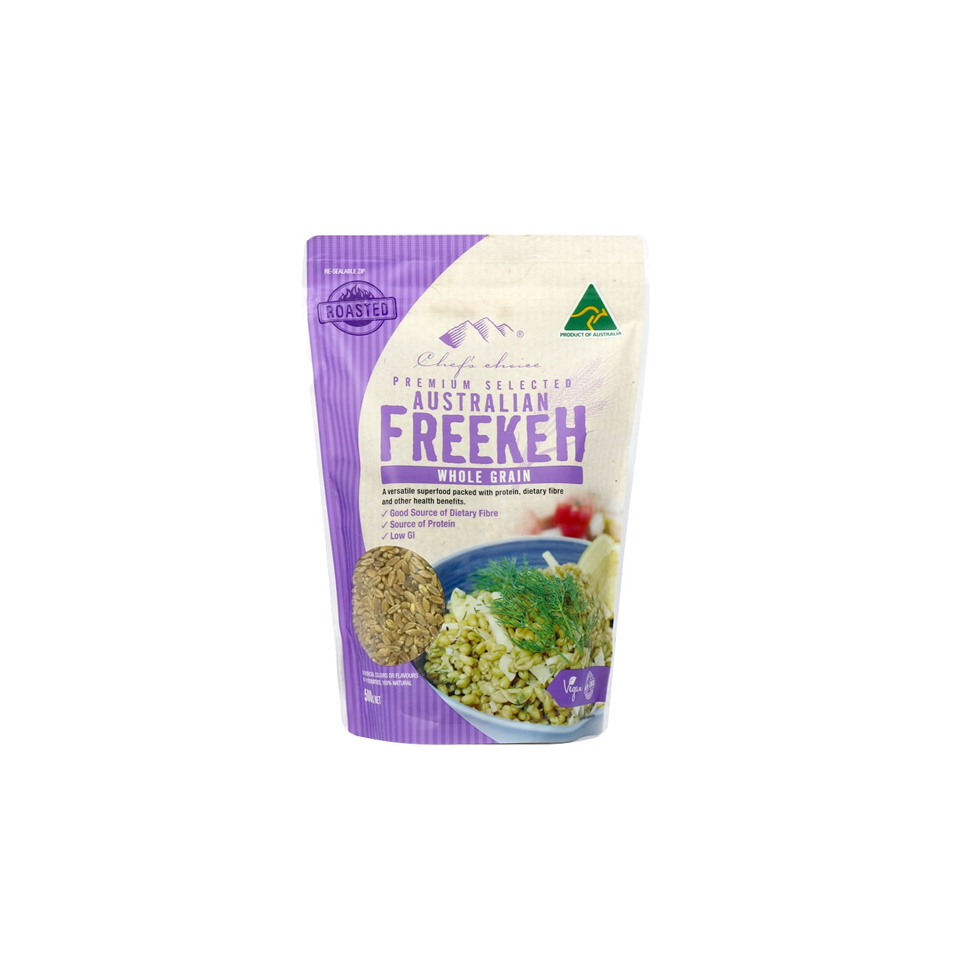 Wholegrain Freekeh 500g
