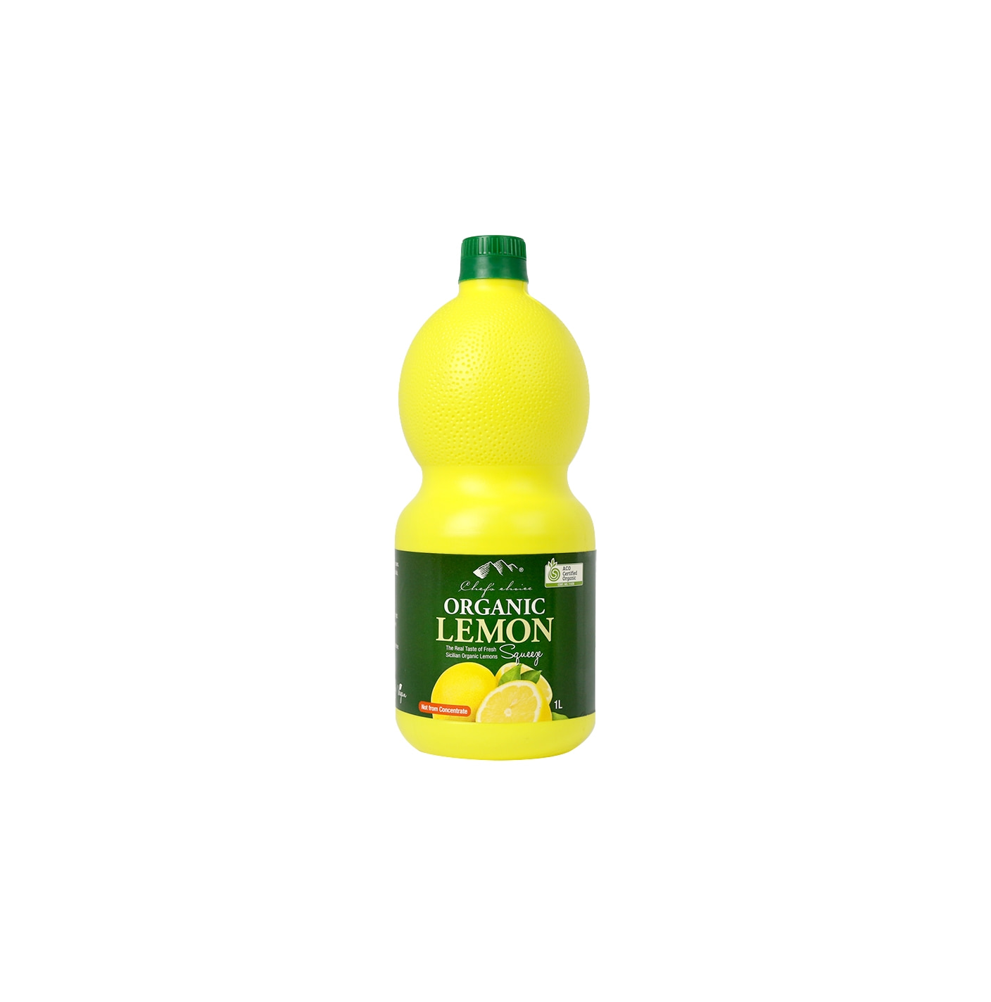 Organic Lemon Juice 1L