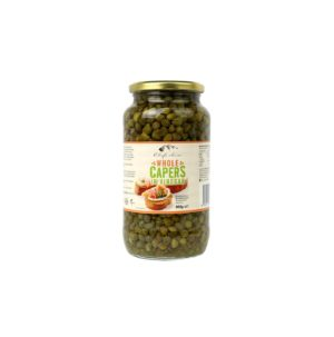 Whole Capers in Vinegar 950g