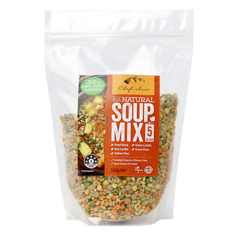 Soup Mix 5 Blend 500g