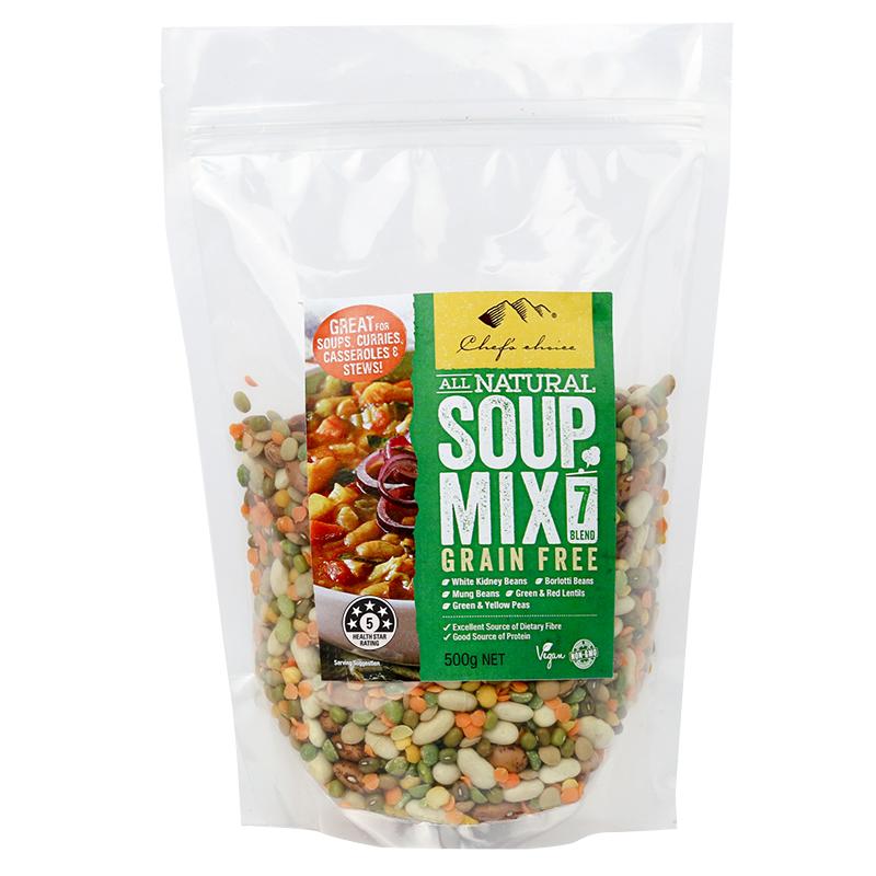 Soup Mix 7 Blend 500g