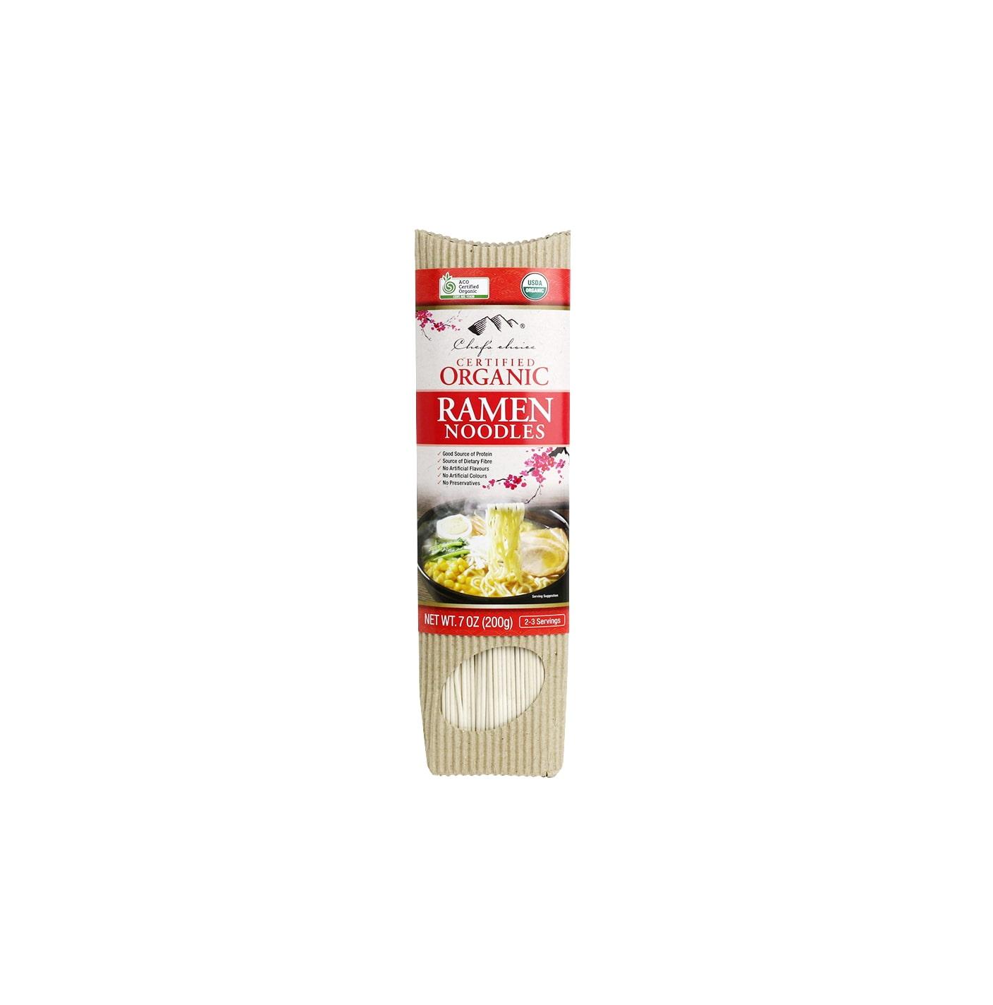 Organic Ramen Stick Noodle 200g