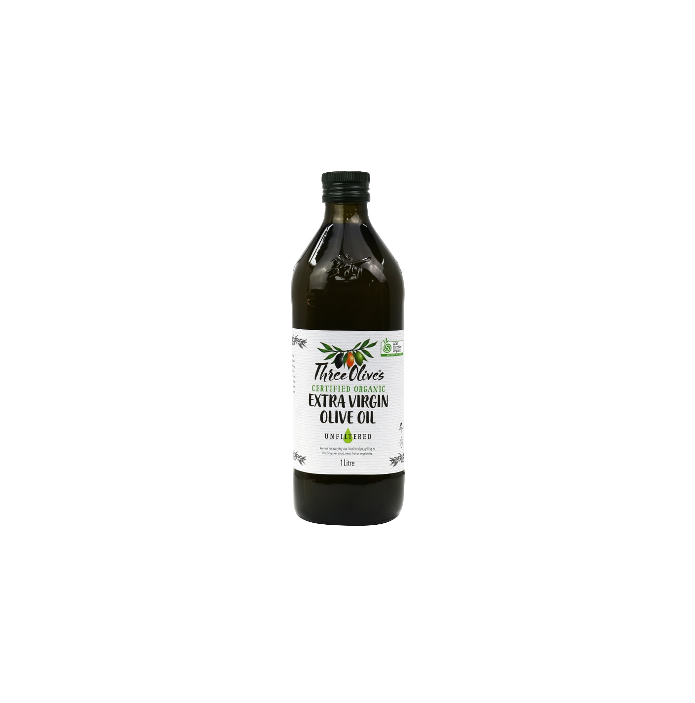 Org Extra Virgin Olive Oil 1L