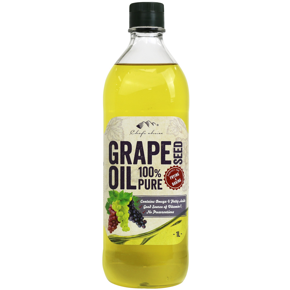 Chef's Choice Grape Seed Oil 1L