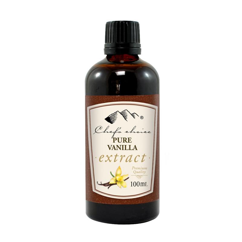 Pure Vanilla Extract 100mL