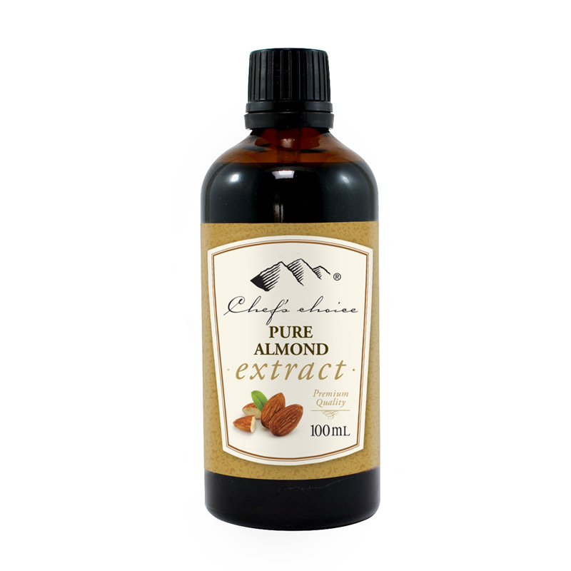 Pure Almond Extract 100mL