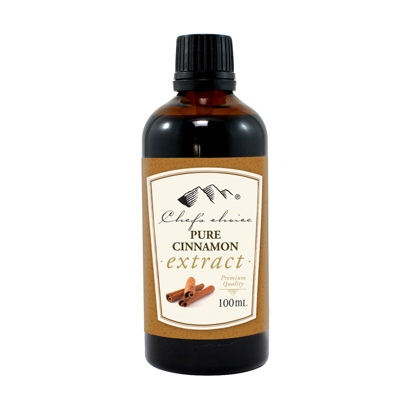 Pure Cinnamon Extract 100mL