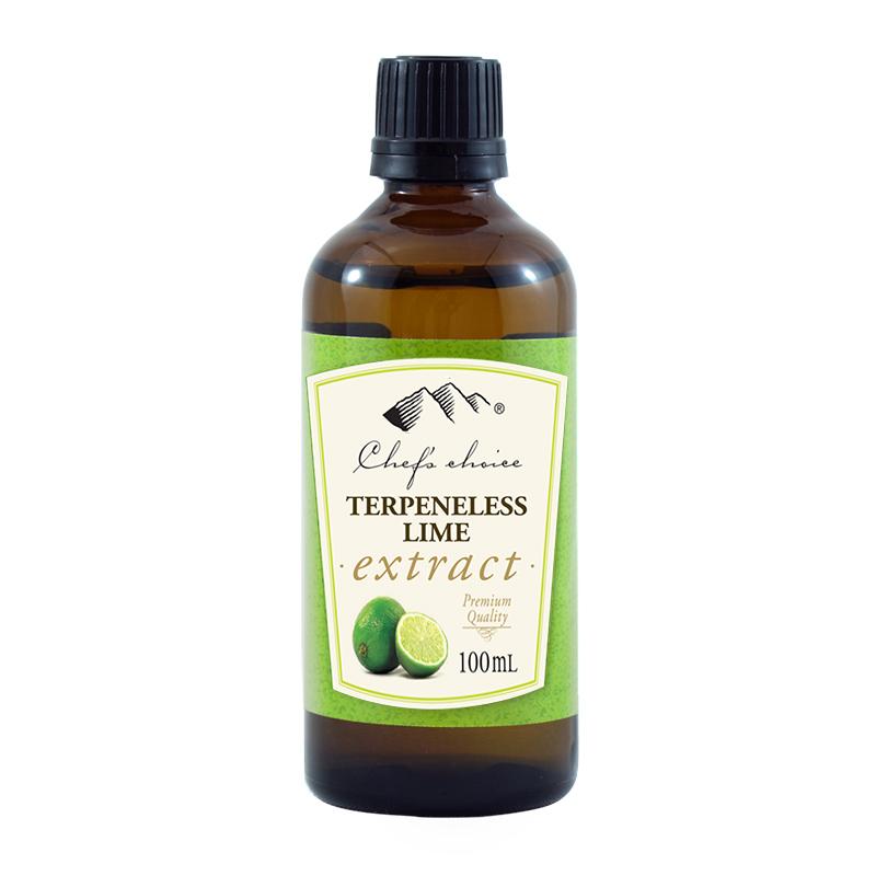 Terpeneless Lime Extract 100mL