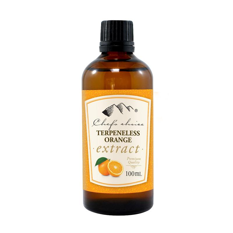 Terpeneless Orange Extract 100mL