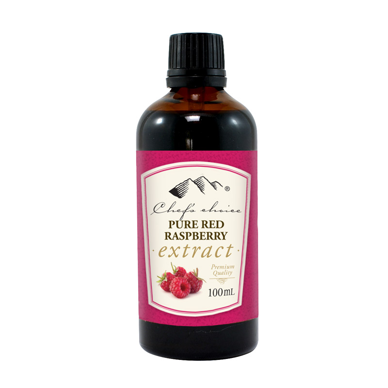 Pure Red Raspberry Extract 100mL