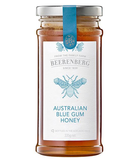 100% Beerenberg Australian Blue Gum Honey (335G)
