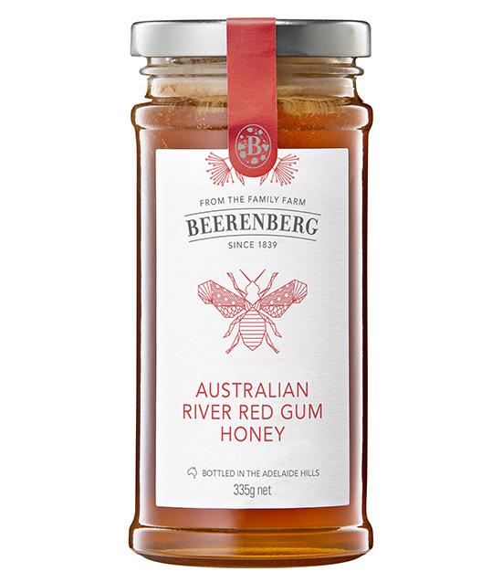 Beerenberg Australian River Red Gum Honey (335G)