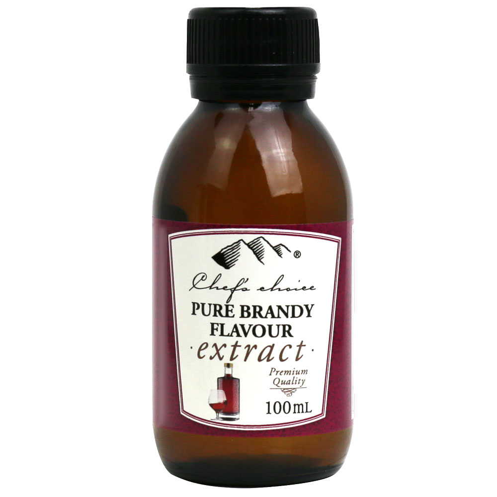 Pure Brandy Extract 100mL