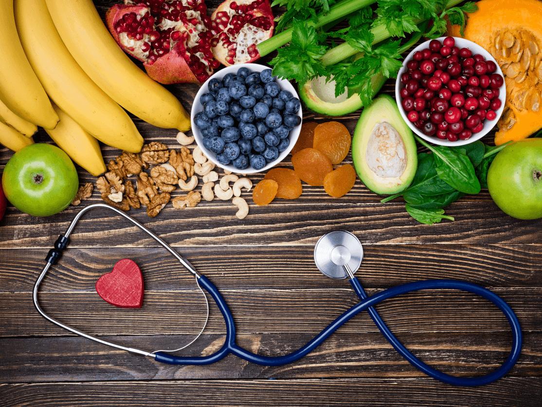 Organic food for immune